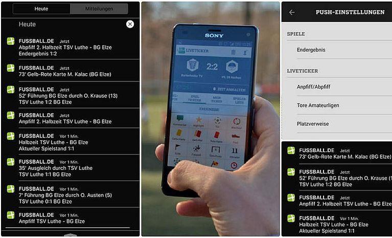 Fußball App